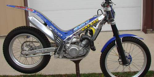 Motorbikes stolen from garage in Chipping