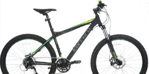 Pair wanted after bike robbery