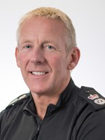 Chief Constable Andy Rhodes