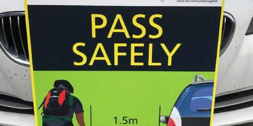 Cycle Safe Pass Scheme
