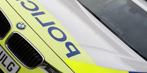Appeal after serious collision in Fleetwood