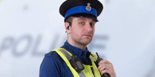 Police Community Support Officer Roles