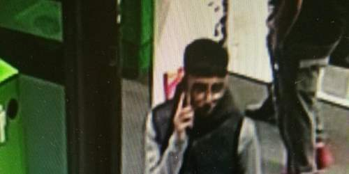 CCTV appeal after Chorley knife threat