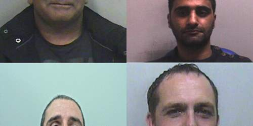 Nelson drugs gang jailed for 14 years