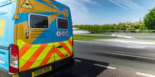 New safety enforcement vans on Lancashire's roads