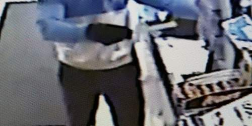 CCTV appeal: Burnley robbery