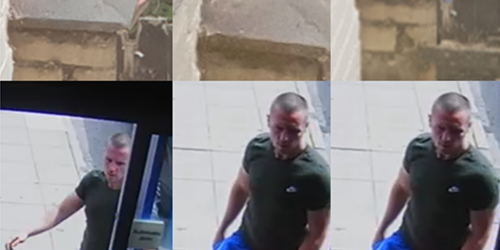Images released following aggravated burglary