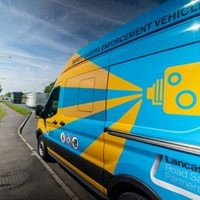 Road Safety Camera Van
