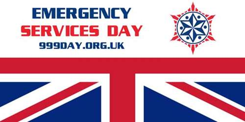 999 Emergency Services Day