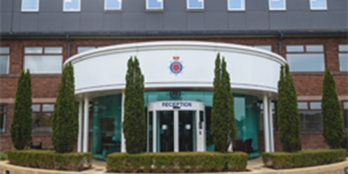 Police Headquarters - Hutton