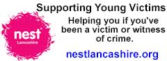 Nest Lancashire - Supporting young victims