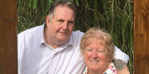 Tribute paid to couple who died following M6 collision