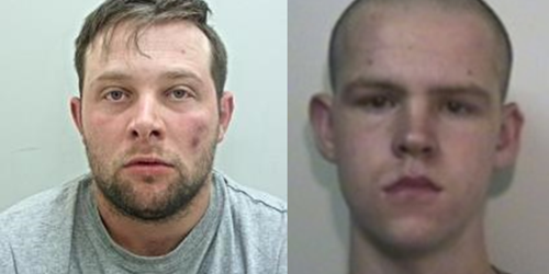 Two men wanted following serious assault