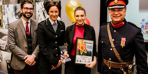 High Sheriff's Young Citizen of the Year winner announced