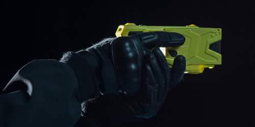How we use Taser