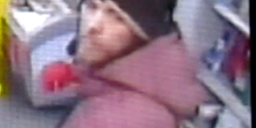 CCTV appeal following Blackpool street robbery