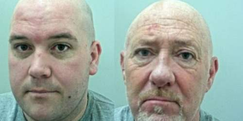 Father and son jailed for Darwen attack