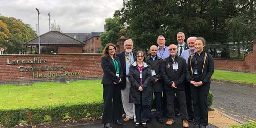 Lancashire Police cyber volunteers shortlisted for prestigious award