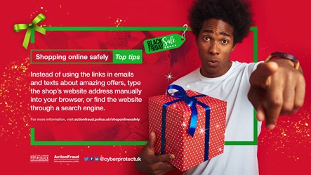 Shop Safely this Black Friday