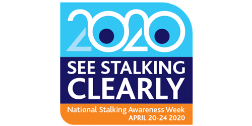 Seeing stalking clearly - National Stalking Awareness Week