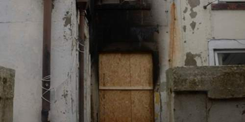 Appeal after arson