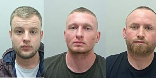 Three men jailed after £2.6 million cannabis factory found in Darwen