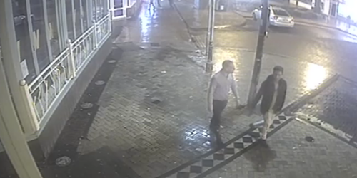Detectives release CCTV stills after man suffers fractured jaw in Blackpool attack