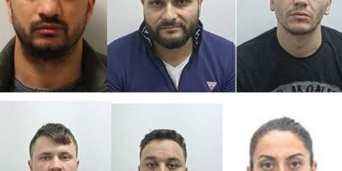 Romanian brothel gang jailed