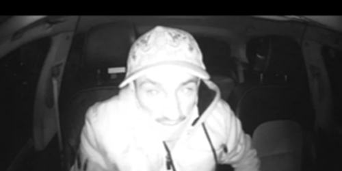 Can you identify this man seen on dashcam footage?