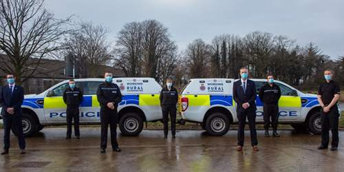 Rural task force teams launched across Lancashire