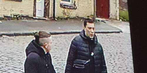 Detectives investigating Blackburn abduction release name of victim as search for him continues