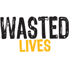 Wasted Lives Logo