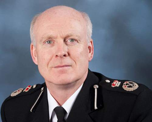 Message from the Chief Constable of Lancashire
