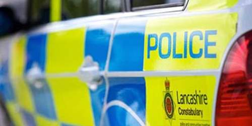 Witness appeal after Burnley robbery