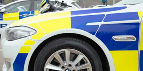 Serious collision in Preston