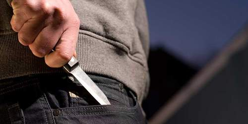 Tackling knife crime on Lancashire's streets