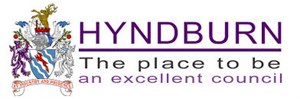 Hyndburn Council logo