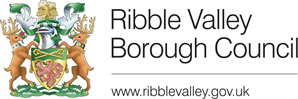 Ribble Valley Council logo long