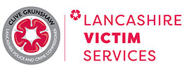 Lancashire Victim Services - with PCC logo